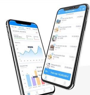 Phần mềm quản lý bán hàng trên điện thoại Sapo POS