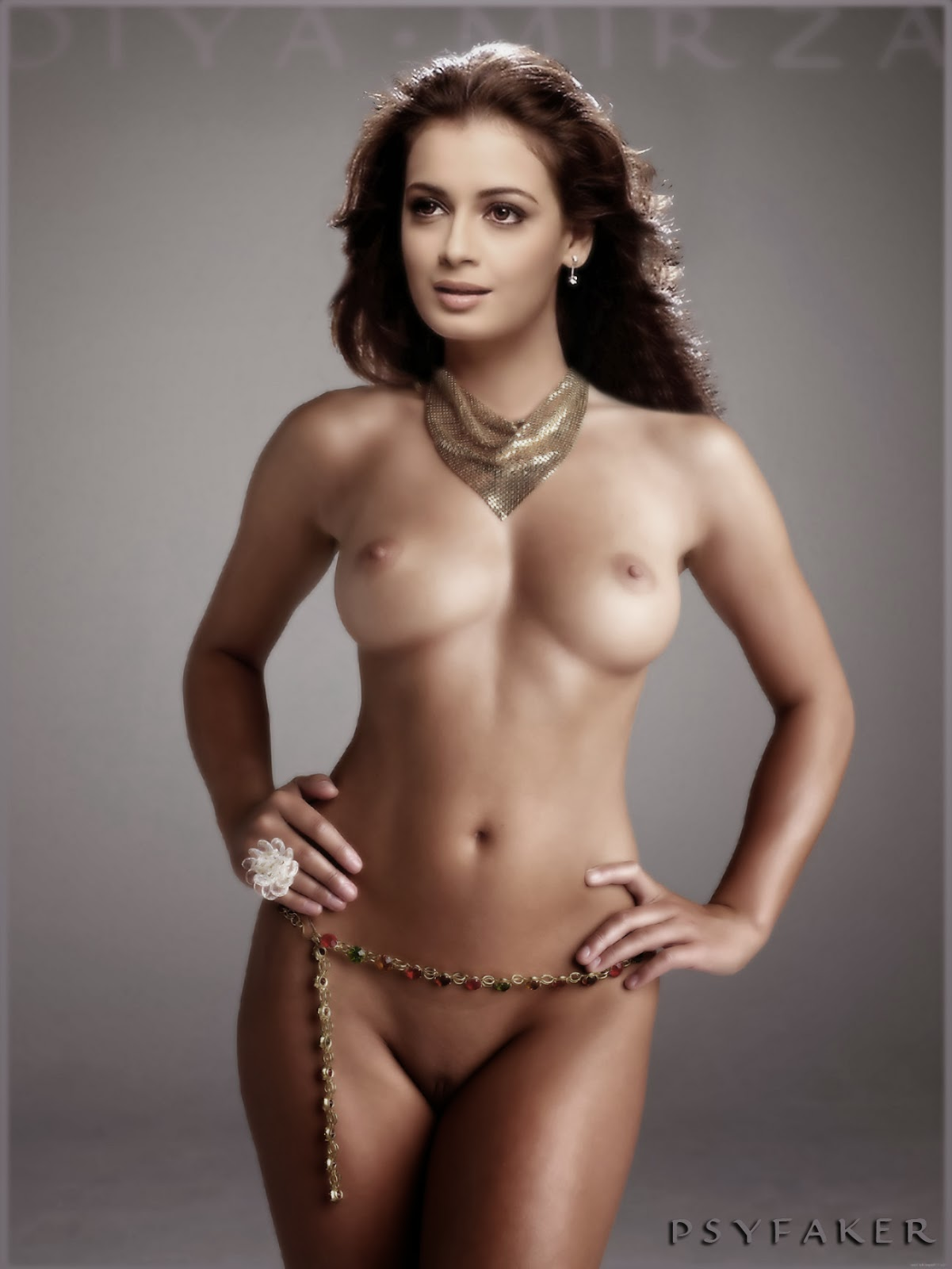 Sexy Bollywood Actress Naked