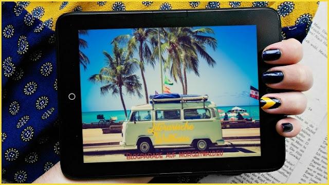 Literarische Weltreise Afrika Bloggeraktion Landgang