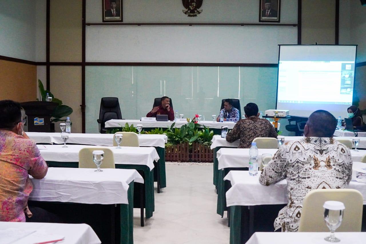 Kadis Kominfo Kota Tebing Tinggi Menjadi Narasumber Pada Sosialisasi Keselamatan Destinasi Danau Toba