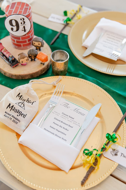 The Cottage Wedding Details by Micah Carling Photography