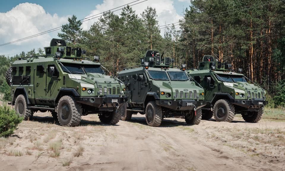 НАБУ розслідує постачання Українською бронетехнікою бронемашин для армії, Нацгвардії та МВС