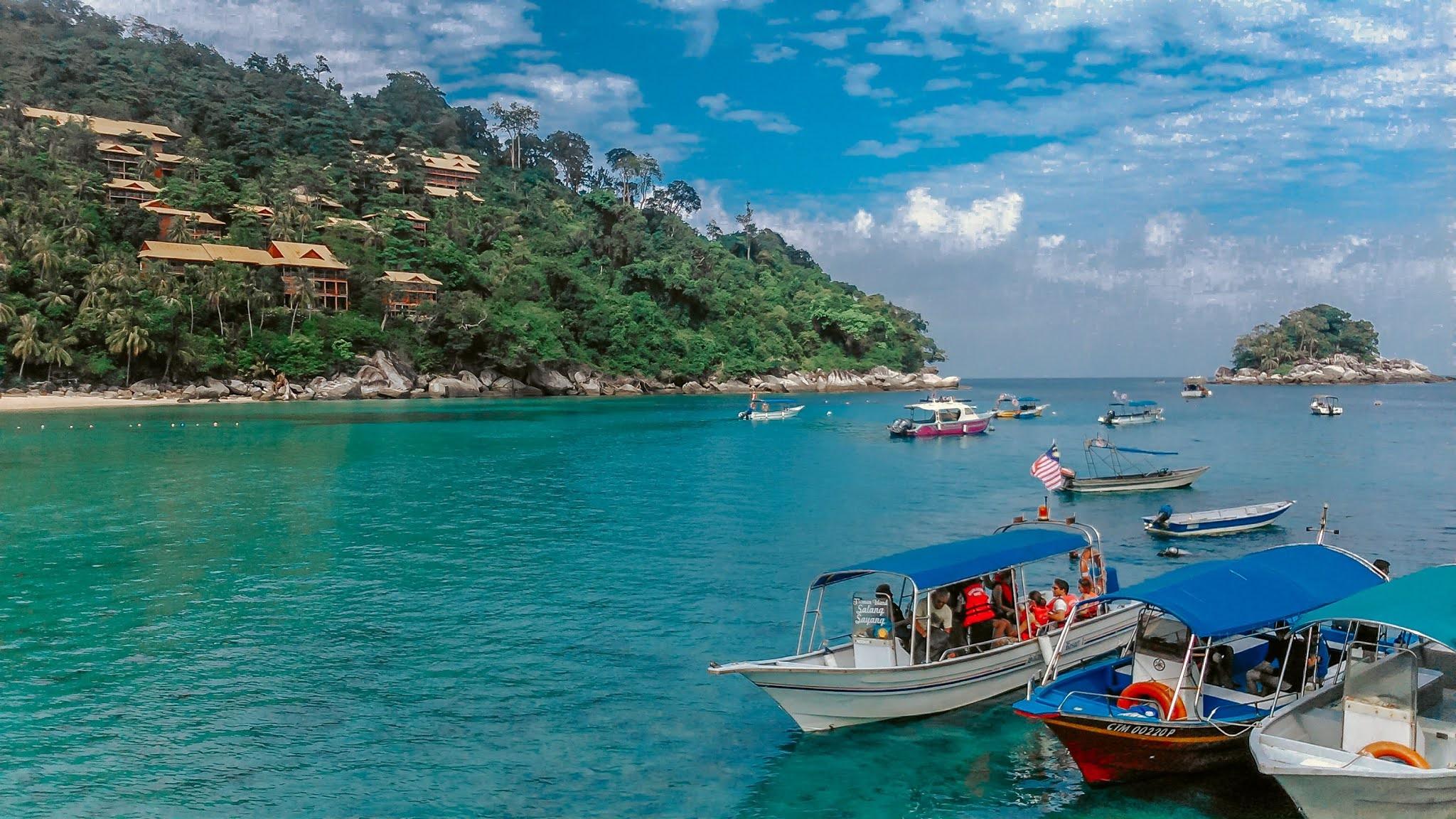 Pulau Tioman Johor