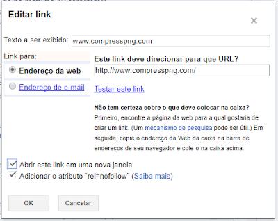 Evite usar links externos que abordem o mesmo assunto do seu artigo