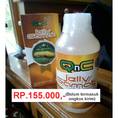 Obat Cantengan Jempol Kaki Tradisional - Jelly Gamat QnC