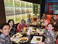 Holycow steakhouse by chef afit palembang