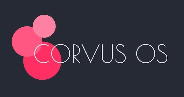 CorvusOS 10.0 - Android 11 Treble GSI ROM