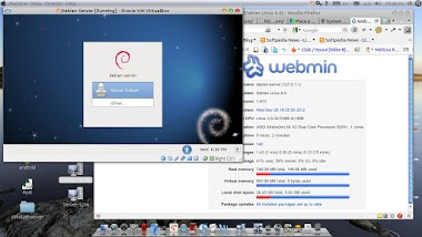 Setting Jaringan VirtualBox Untuk Virtual Server - Belajar Kreatif Dalam Belajar