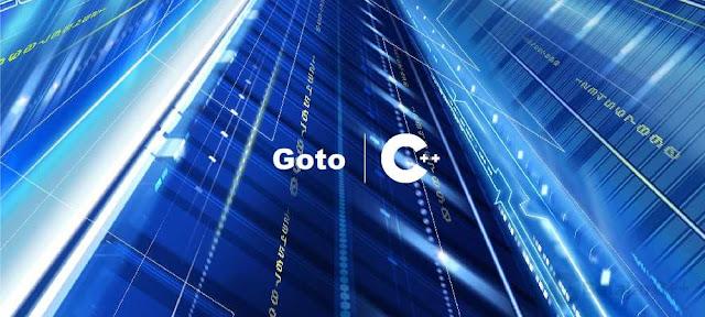 Pengertian dan Contoh Pernyataan goto C++ - Belajar C++