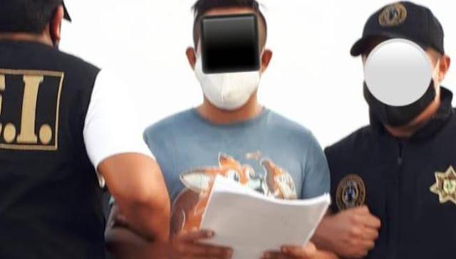 SSP captura a acusado de doble homicidio en Mérida