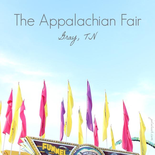 The Appalachian Fair // Gray, TN