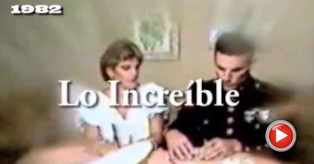 LO INCREÍBLE | Un programa paranormal con Eladio Larez