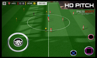 Download Game Android FTS Mod PES 2017
