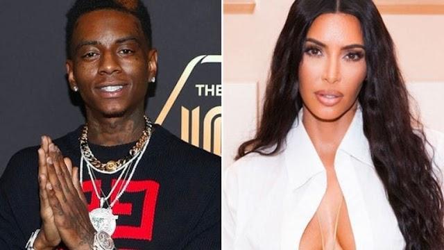 Soulja Boy Publicly Shoots His Shot At Kim Kardashian