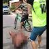 """Vídeo: Mulher é espancada nua no meio da rua por traficantes após """"caguetar"""" facção"""