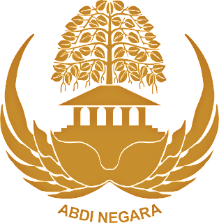 Logo KORPRI vector png emas - kanalmu