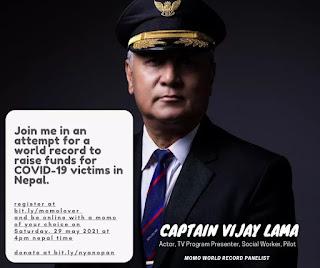 captain+vijay+lama+momo+world+record+nepal+nyanopan