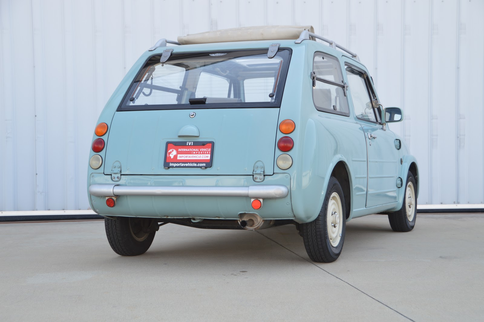 1989 Nissan Pao for sale in Long Beach and Ontario(USA) | Vehicle ...