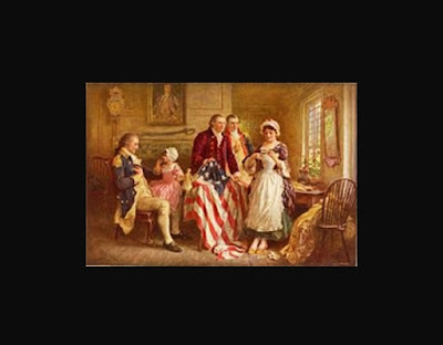 Betsy Ross flag, The Betsy Ross story, The Ross question, The First Flag, Symbolism, Nike controversy
