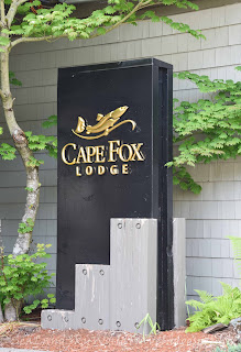 Ketchikan, 凱奇坎, 克奇坎, Cape Fox Lodge