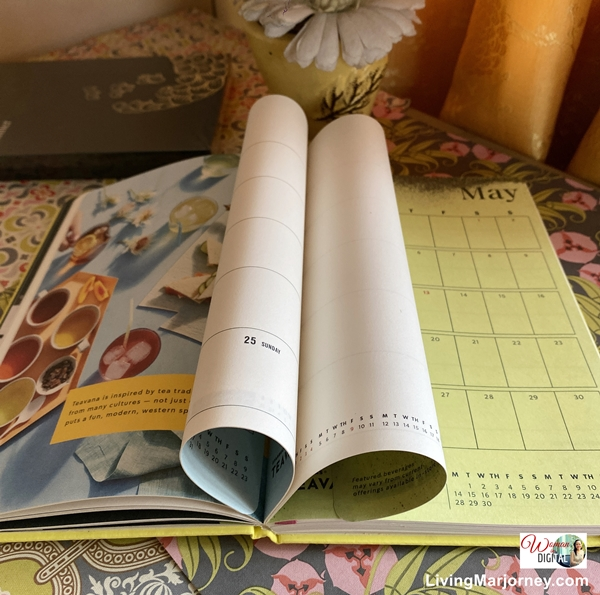 Teavana Youthberry Planner