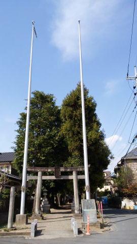 稲城市 青渭神社