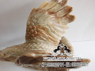 Patung Garuda Onix, Contoh Patung Garuda, Gambar Patung Garuda