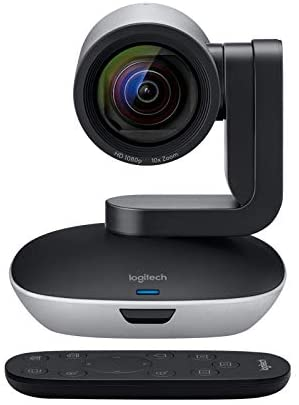 Logitech PTZ Pro 2 Camera 1080P HD USB Video Camera for Conference Rooms