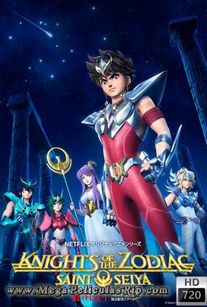 Saint Seiya: Los Caballeros Del Zodiaco (2019) Temporada 1 [720p] [Latino-Ingles-Japones] [MEGA]