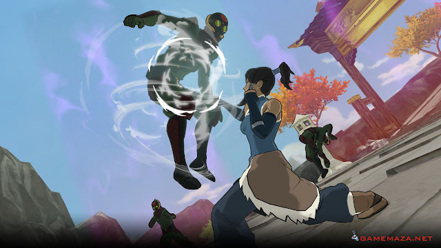 The Legend Of Korra Gameplay Screenshot 1