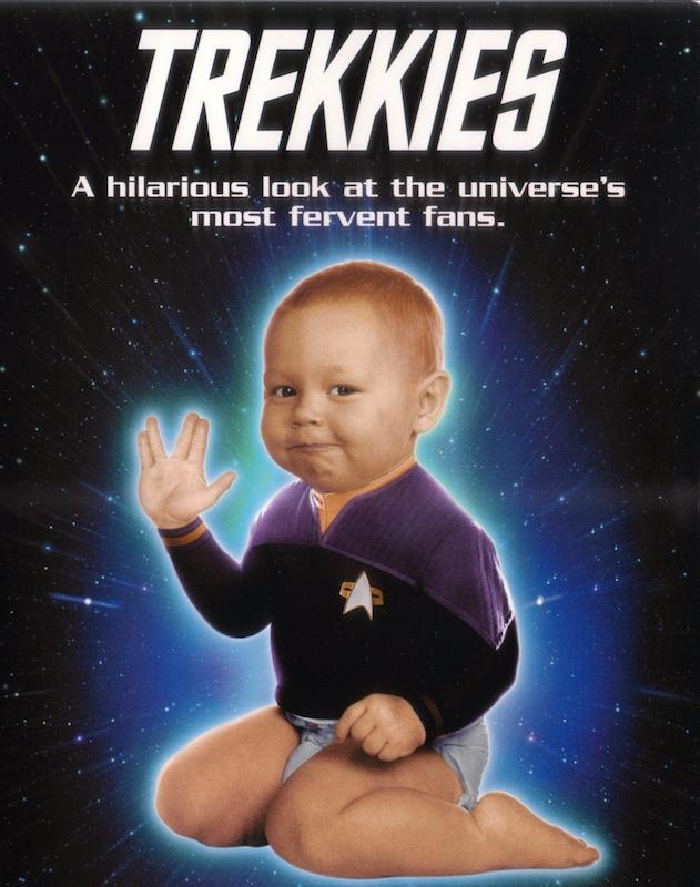 Trekkies (1997), Director: Roger Nygard Host: Denise Crosby,  Star Trek created by Gene Roddenberry.