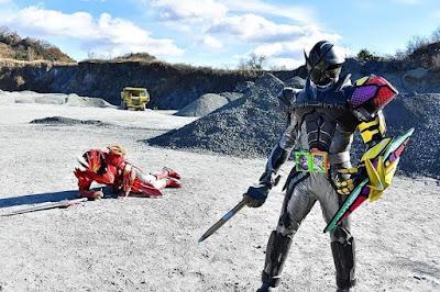 Kamen Rider Saber Episode 21