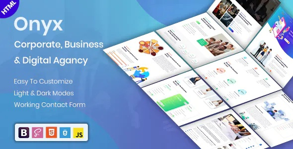 Best Multipurpose Responsive Template