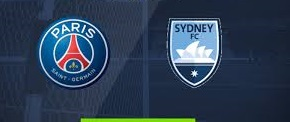 اون لاين مشاهدة مباراة باريس سان جيرمان وسيدني بث مباشر 30-7-2019 مباراة ودية اليوم بدون تقطيع