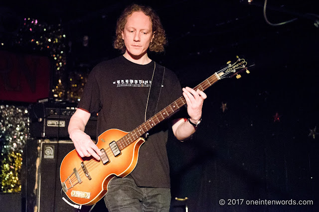 The Killjoys at The Horseshoe Tavern January 13, 2017 Photo by John at  One In Ten Words oneintenwords.com toronto indie alternative live music blog concert photography pictures