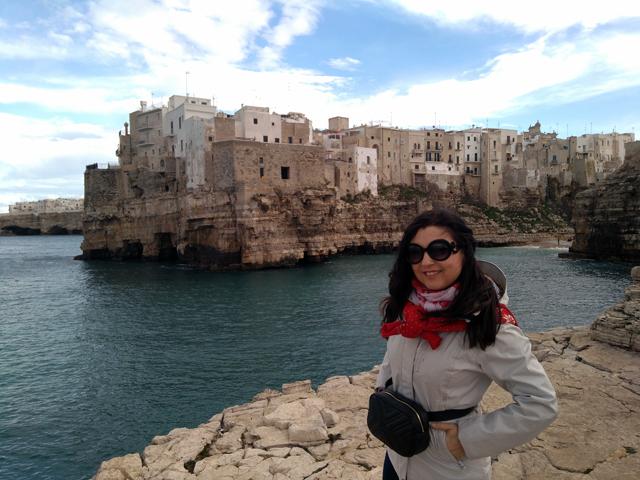 Polignano-a-Mare-Puglia-Italia