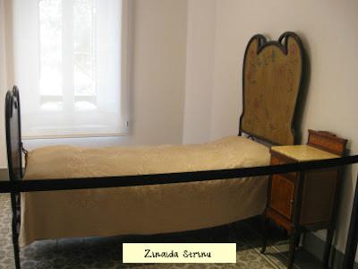 barcelona-parc-guell-casa-muzeu-gaudi-dormitorul-arhitectului
