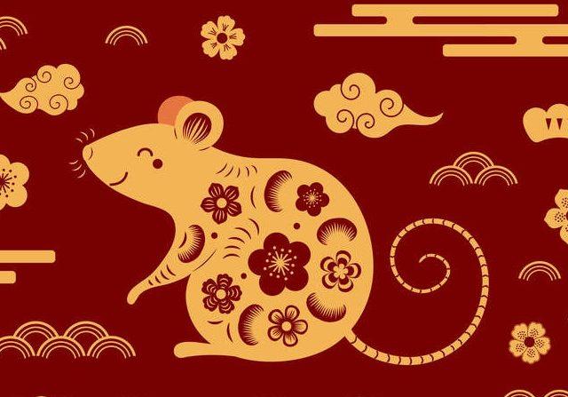 Happy Chinese New Year 2020, Tikus Logam