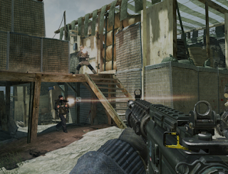 Call of Duty: Modern Warfare 3 Vs Black Ops