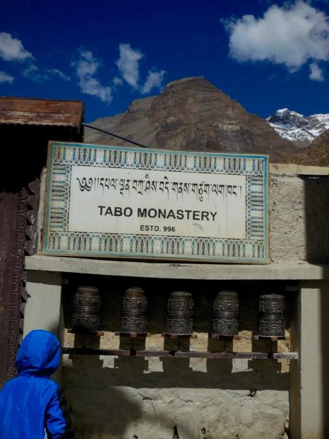 Tabo monastery estd 996AD