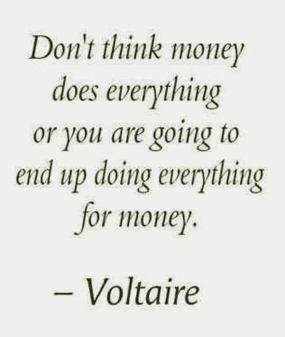 money slogans