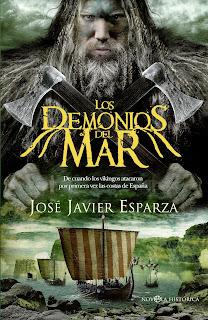 """""""Los demonios del mar"""" de José Javier Esparza"""