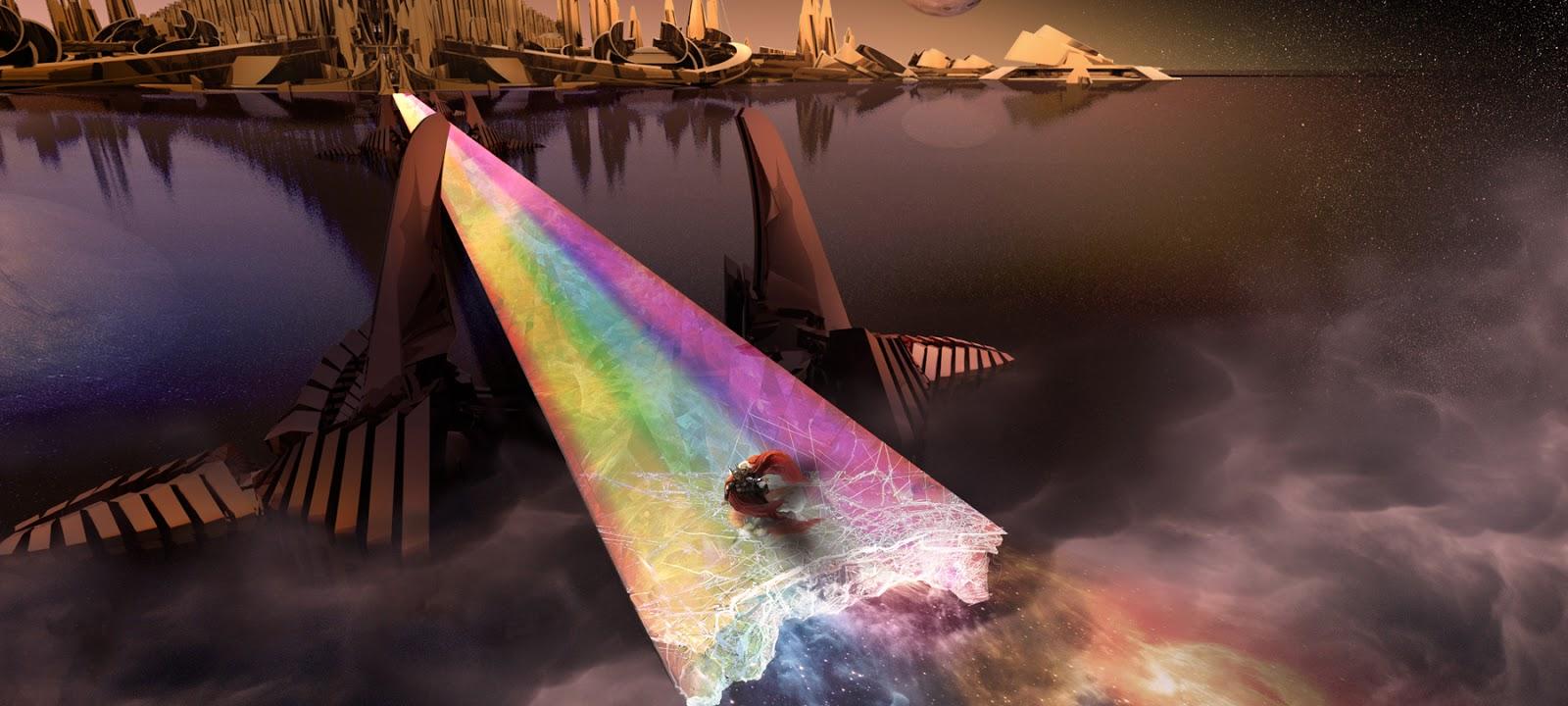 nebula rainbow bridge thor - photo #30
