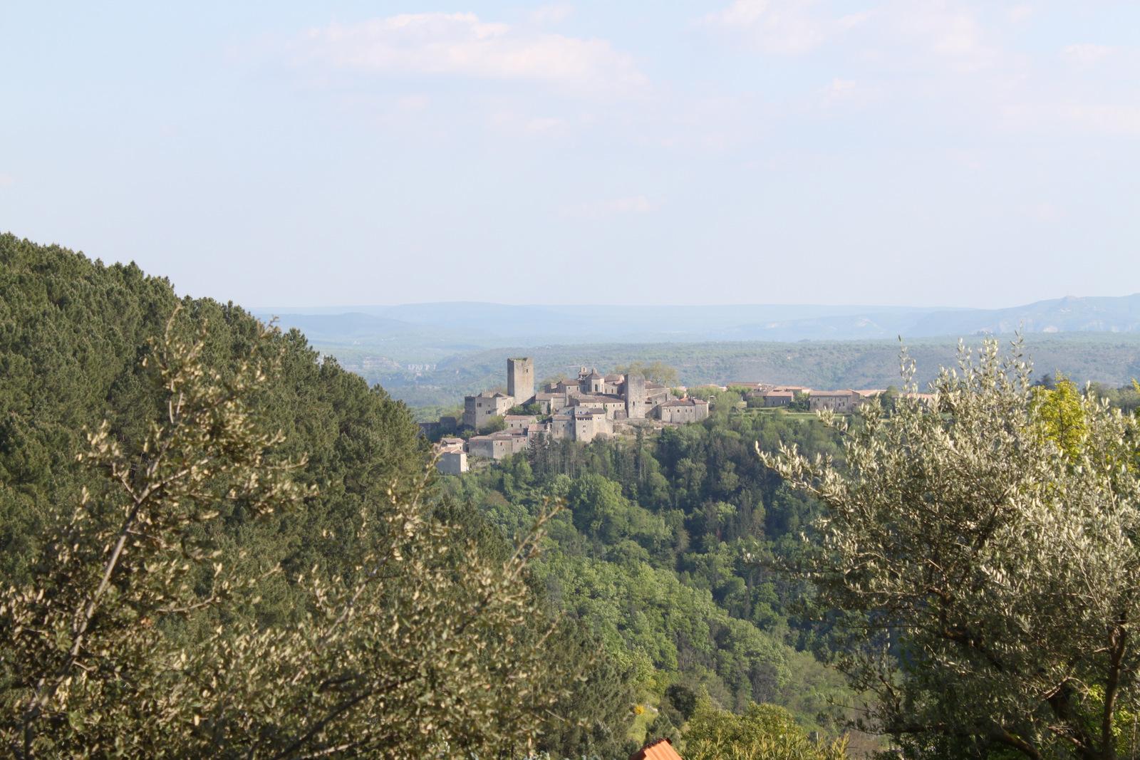 Ardèche - Le Chalet Le Mas Saint-Esprit