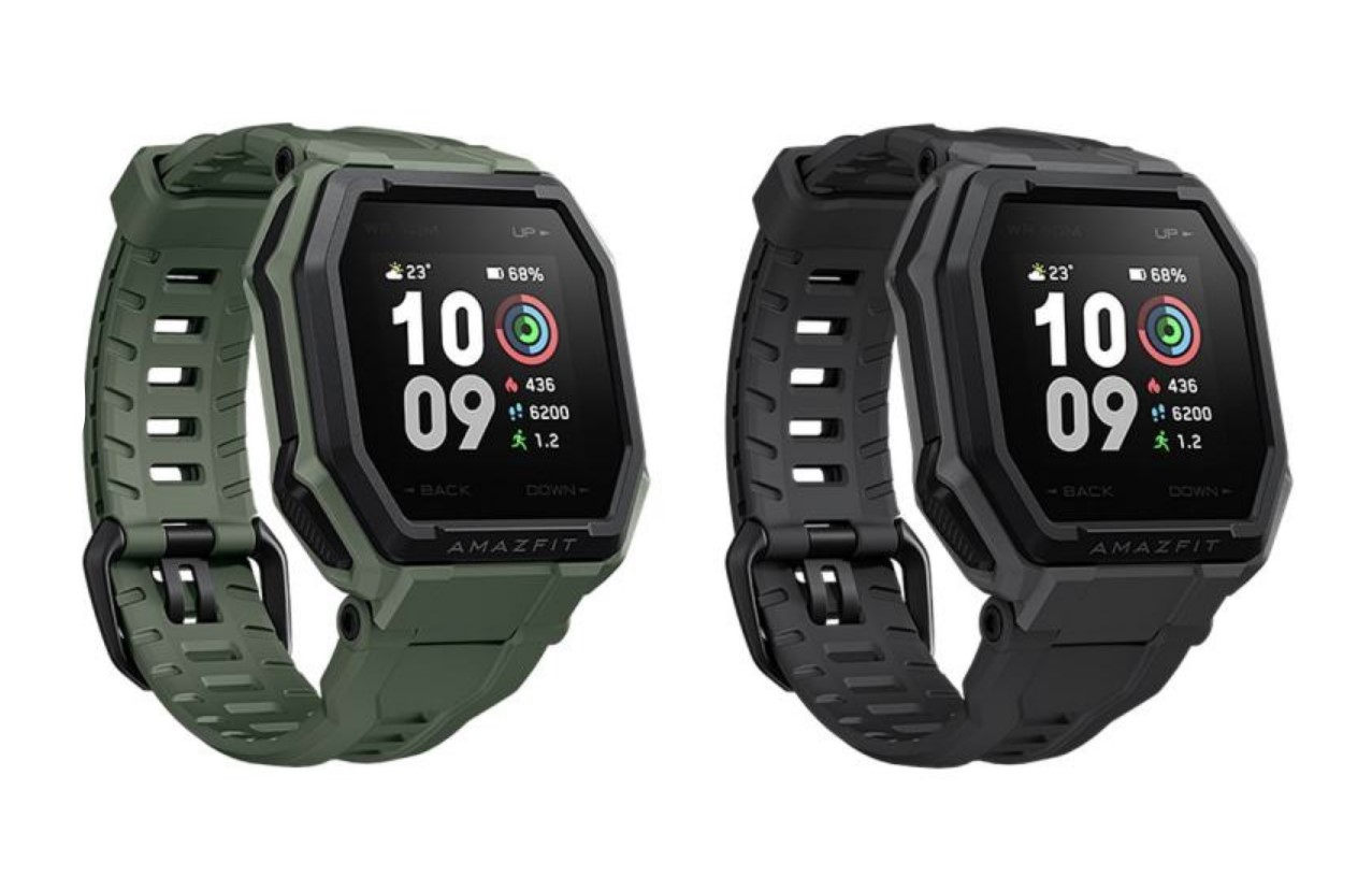 AmazFit Ares Affordable Smart Watches Introduced