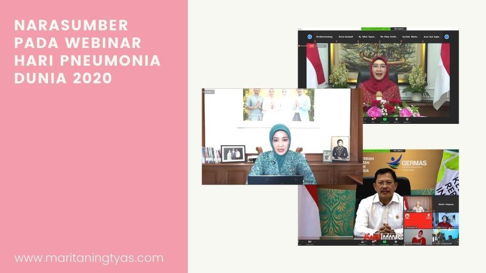 narasumber tentang pneumonia