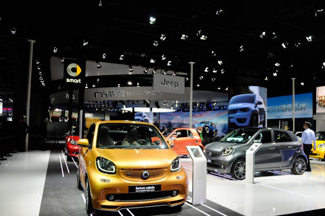 2017 Shanghai Motor Show News Round-up