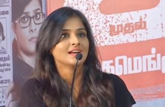 'Sathya' Movie Press Meet   Sibiraj   Sathyaraj   RemyaNambeesan   Varalaxmi Sarathkumar