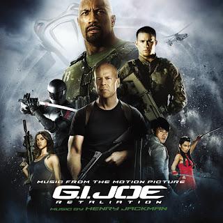 GI Joe 2 La venganza Canciones - GI Joe 2 La venganza Música - GI Joe 2 La venganza Soundtrack - GI Joe 2 La venganza Banda sonora