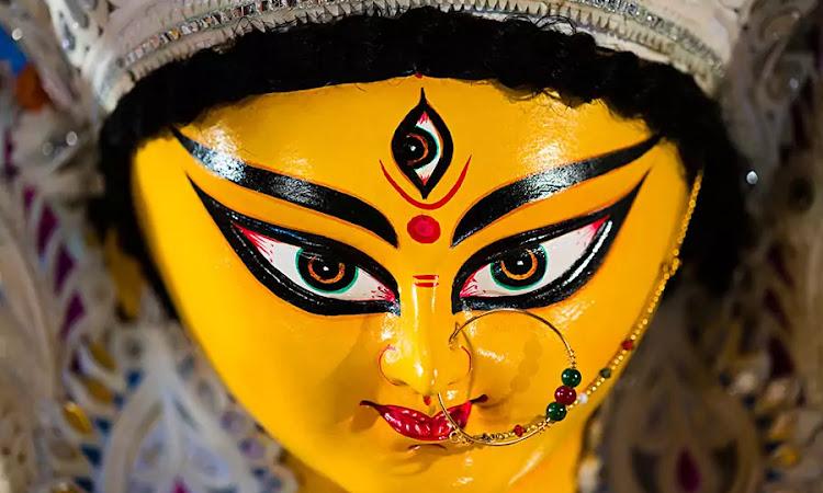 Aigiri Nandini Lyrics in Hindi - Maa Kaali Stuti